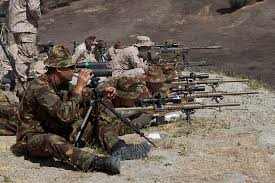 army recon scout file u s marine corps scout snipers with the 1st reconnaissance