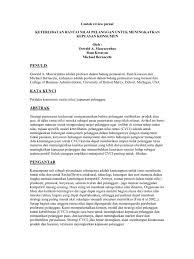 Penelitian terhadap hubungan pembelajaran pendekatan saintifik terhadap keterampilan proses sains dan hasil belajar fisika. Contoh Format Review Jurnal Internasional Hot Press New York City