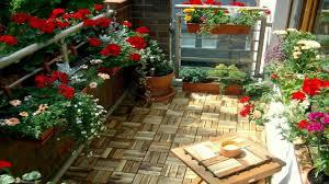 Best Small Balcony Garden Ideas - YouTube