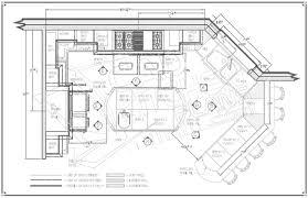 Restaurant Kitchen Floor Bakery Kitchen Floor Plan Design House Decor