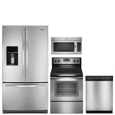 Black Kitchen Appliance Package Inspirational 4 Piece Stainless Steel Kitchen Appliance Package