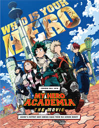 My Movie My Hero Academia Movie World Premiere At Anime Expo 2018 Collider