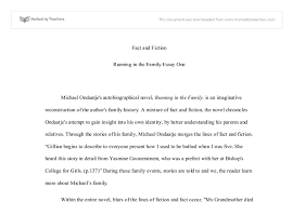 michael ondaatje s autobiographical novel running in the family document image preview