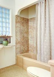 how to clean a shower curtain bathroom corner