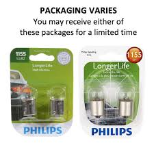 1155 Light Bulb Amazon Com Philips 1155 Longerlife Miniature Bulb 2 Pack