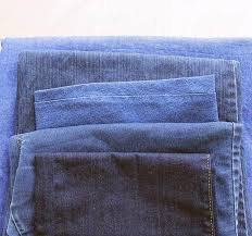 denim in 5 7 diffe shades of blue i suggest using old jeans or a shirt you ve been meaning to get rid of or hitting up the local thrift s to