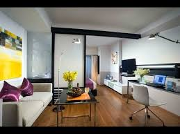 small studio apartment living interior design home decor ideas