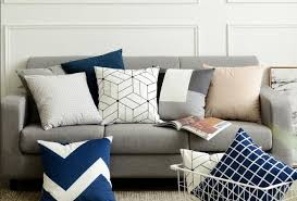 White couch pillows Pillow Cover Black And White Throw Pillows Geometric Modern Couch Pillow For Living Room Throwpillowshomecom Black And White Throw Pillows Geometric Modern Couch Pillow For