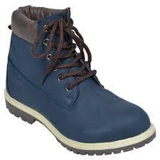 <b>Ботинки утепленные синие</b> In Extenso - купить по цене 599 руб. в ...