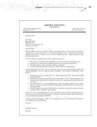 Awesome Cover Letter Examples Inspiration Non Job Specific Cover Letter Examples T Awesome Collection Of Don