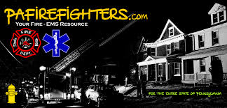 Pafirefighters Com 911 Centers In Pennsylvania