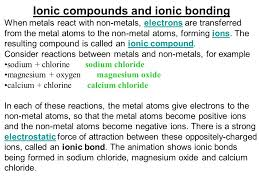 On the periodic table: The horizontal rows are called ______ The ...