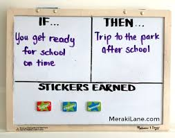Positive Reinforcement Charts For Kids Positive Parenting Diy Good Behavior Chart For Young Kids