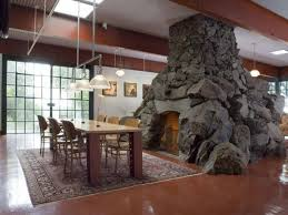 Impressive Fieldstone Fireplace Here It Is The Ugliest Stone Fireplace  Youve Ever Seen Laurel