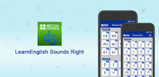 Learn the sounds of english by listening to recordings of each sound. Learnenglish Sounds Right Apps On Google Play