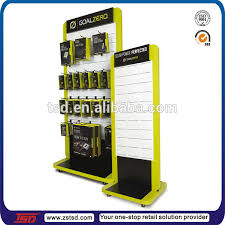 Cell Phone Accessories Display Stand Tsdw100 Double Side Floor Standing Display Stand For Mobile 4