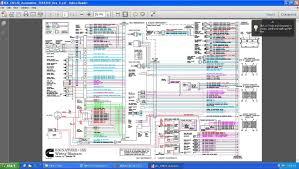 Cummins Ism Ecm Wiring Diagram Isx15 Ecm Pinout Cm2250 Ecm