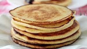 pancakes without baking powder erecipe