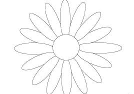 Small Picture Daisy Flower Coloring Pages Trend Bebo Pandco