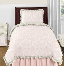 unique pink and white polka dot duvet cover for your yellow grey white simple modern bedding sets