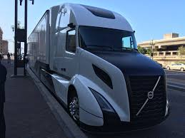 2018 volvo semi. simple volvo inside 2018 volvo semi