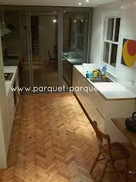 Parquet Flooring Kitchen Pitch Pine Reclaimed Parquet Long Block Parquet Parquet