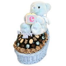 baby boy binet parve chocolate gift basket