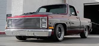 Count the Cars at Count's Kustoms Las Vegas 1986 Chevy Pickup ...