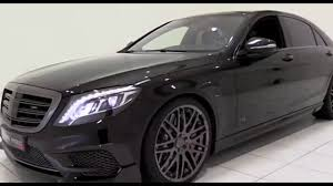 2017 Mercedes S65 Amg Brabus Rocket 900 Hp - YouTube