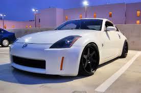 nissan 350z white custom. Beautiful Nissan Custom Nissan 350Z To 350z White E