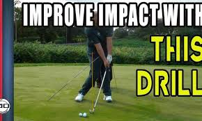 The new bridgestone golf e12 contact is designed to create 38% more contact at impact. Davies Improve Your Impact Position With This Amazing Drill Golfwrx