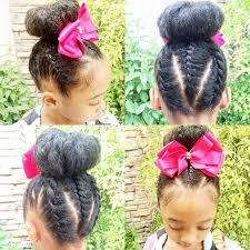 Id Es Coiffures Pour Enfants Zoom Sur Les Vanilles Twist Afro