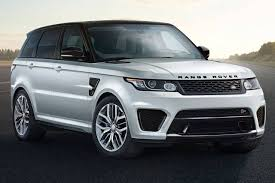 2016 Land Rover Range Rover Sport SVR Pricing - For Sale | Edmunds