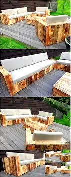 garden pallet furniture. Easy To Make Wood Pallet Furniture Ideas Garden E
