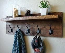 Kids Coat Rack With Storage Stunning Shelf Coat Rack Wall Exclusive Ideas Hook Best Rustic Hooks On Kids