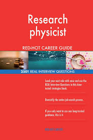 Interview Question What Do You Do For Fun Research Physicist Red Hot Career Guide 2501 Real Interview