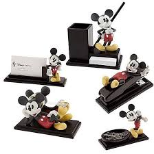 cool things for office desk. mickey mouse office items love the tape dispenser cool things for desk s