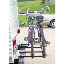 Bike Campers 2 4 Bike Rv Travel Trailer Bumper Mount Bicycle Rack