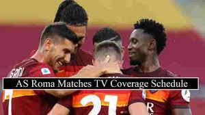 AS Roma vs Sampdoria Live Stream Serie A (Free TV Channels)