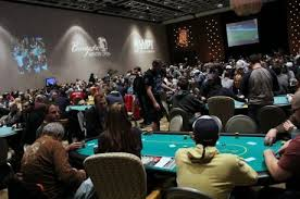 There are times in a game of poker when cheating doesn t mean breaking the  rules
