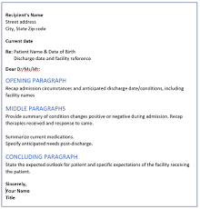 Oet Writing Practice Transfer Or Discharge Letter Study Com