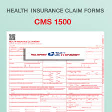 Free Medical Charting Forms Cms 1500 Health Insurance Paper Claim Forms 02 12 Free