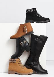 of new boots this season for the whole family at your local dollar general
