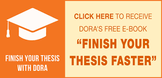 five steps to writing a thesis proposal graduate school