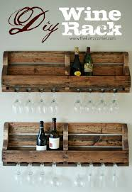 attach your cut wine glass holder to the bottom of the wine rack using the remaining six s two per post your wine rack is now complete