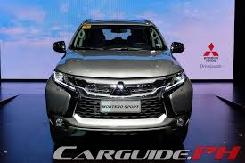 2018 mitsubishi pajero philippines. unique 2018 now available at all mitsubishi dealerships in four variants the gt  4wd which we drove japan gls 6mt premium at and 2wd at inside 2018 mitsubishi pajero philippines