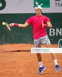 Federico Coria Tennis French Open 2020 Grand Slam Roland Garros Paris  France 2 October