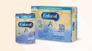 Baby Formula Comparison Enfamil