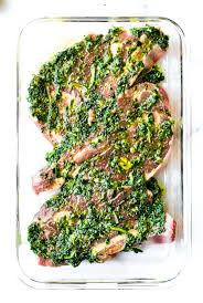 Broiled Lamb Chops Recipe W Mint Chimichurri Cotter Crunch