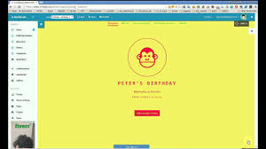 How To Create Online Invitation Youtube